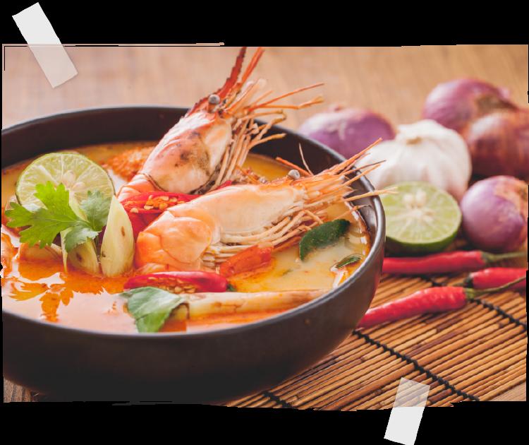 タイ料理グルメツアー