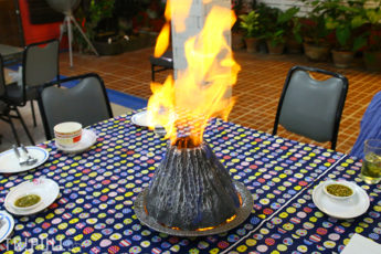 12/30  タイ国内ではココだけ!エビの火山蒸し焼きが楽しめるレストランのツアー画像