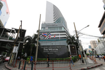 The Westin Grande Sukhumvit Bangkokロビーの周辺画像