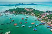 タイへ必ず行きたくなる! プーケットやバンコクなど14都市のドローン映像のサムネイル
