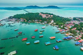 タイへ必ず行きたくなる! プーケットやバンコクなど14都市のドローン映像のサムネイル画像
