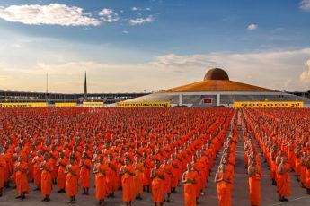 何かと話題の宗教組織【タイ国タンマガーイ寺院】へと訪れてみたのサムネイル画像