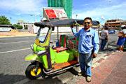 トゥクトゥクをスマホで呼べる画期的なアプリ! 旧市街地の観光に使えるTuk Tuk Hopのサムネイル
