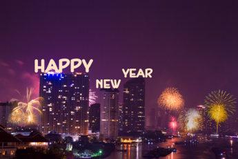 バンコクでのカウントダウンで打ち上げ花火を観賞するならココ!のサムネイル画像