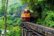 【プライベートツアー】絶壁のそばを通る鉄道「アルヒル桟道橋」や「クウェー川鉄橋」を歩こう!のサムネイル画像