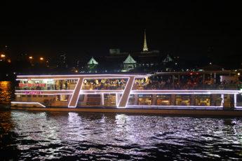 チャオプラヤーディナークルーズ|River Star Princess リバースタープリンセスのツアー画像