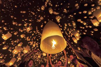 【VIP席】2020年 イーペン祭り(コムローイ祭り)ご予約受付中 ※10月31日のVIP席は売り切れましたのサムネイル画像