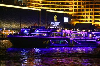 お手ごろ価格でチャオプラヤーディナークルーズ バーチカルクルーズ|The Vertical Cruiseのサムネイル画像