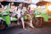 TukTukで行く!ガイドブックには載らない バンコクのローカルタイ食堂を巡るグルメツアーのサムネイル画像