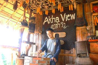 タイ北部・チェンライのコーヒー園を見学 ドイチャンコーヒーやアカ族の村にあるカフェを巡るのサムネイル画像