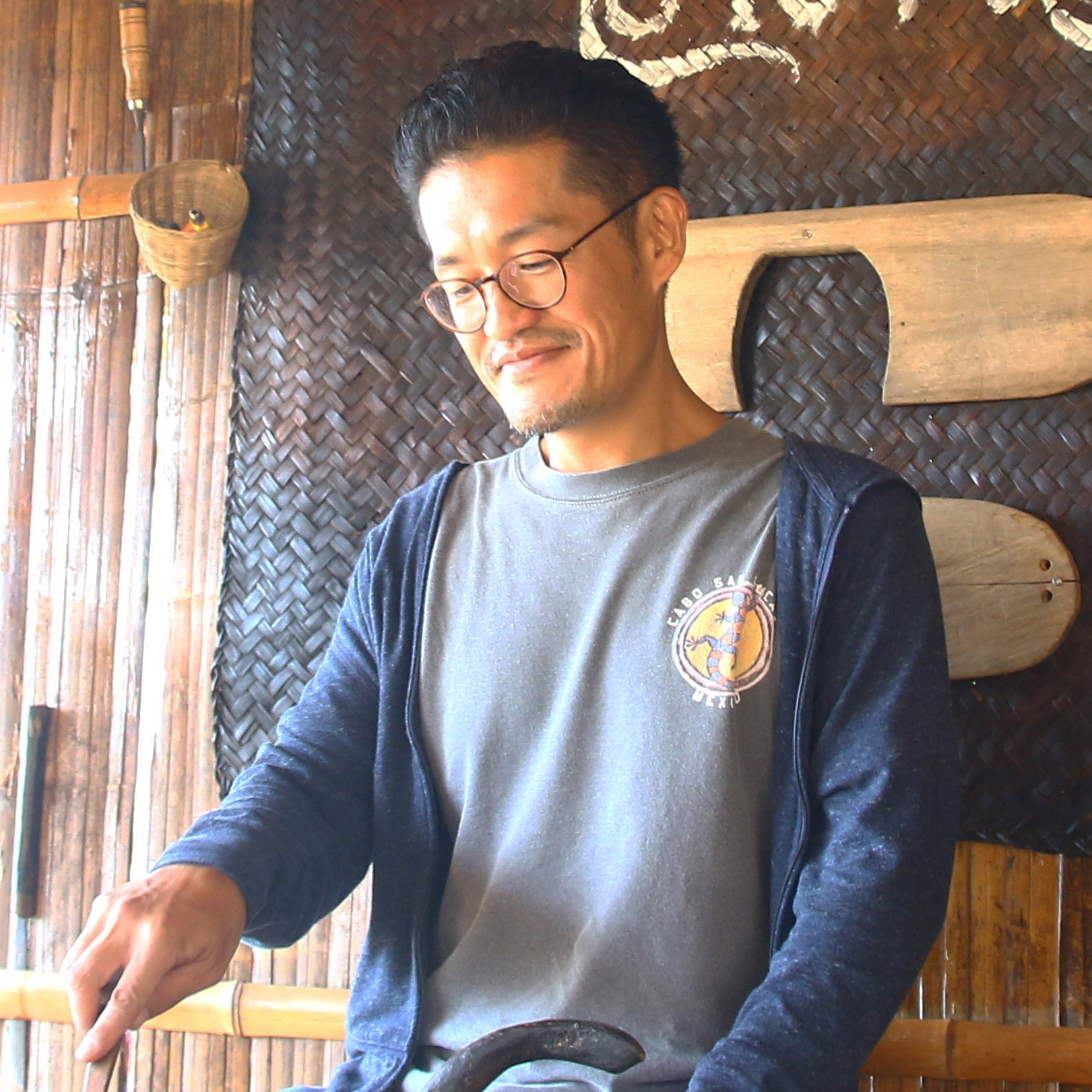 西尾康晴(Yasuharu Nishio)の画像