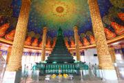 ワットパクナムとピンクのガネーシャへのチャータータクシー(タクシー1台の往復料金です)のサムネイル画像