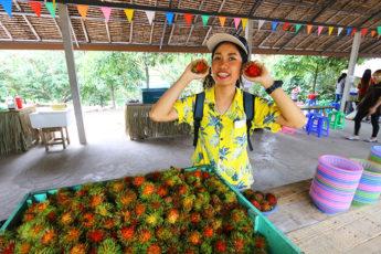 6/24(日)タイの果物が食べ放題!『Suan Lamai』&虎と触れ合える『シーラチャータイガーズー』、シャコやエビなどシーフードを楽しむ贅沢ツアーのサムネイル画像