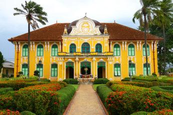 【プライベートツアー】ハーブの総本山!タイ伝統医療で美と健康を追求する「アバイブーベ病院」へ行こうのサムネイル画像