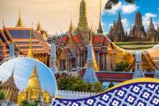 【プライベートツアー】アユタヤ遺跡+バンコク三大寺院 1日ツアー<ホテル送迎+昼食付き+専用車>のサムネイル画像