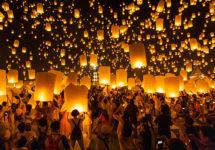 2018年 チェンマイのロイクラトン(イーペン祭り)開催日決定!